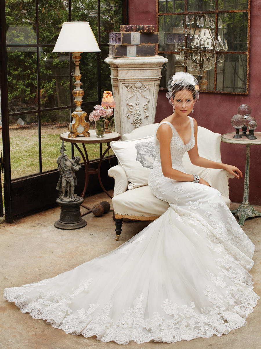 Sophia Tolli - Lavender Wedding Gown | Wedding Gowns | Store - Once ...