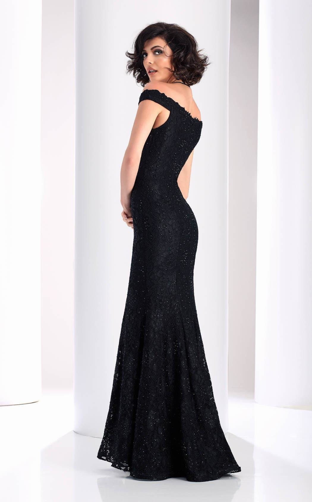 Lace Evening Gown by Clarisse | Prom and Homecoming Dresses ...