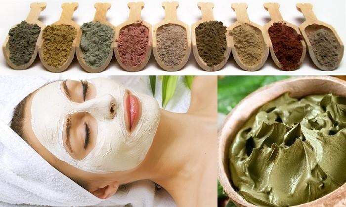Powder Clay Mask