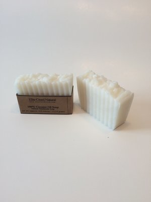 Coconut Oil Handmade Soap