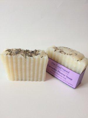 Lavender Flower Handmade Soap