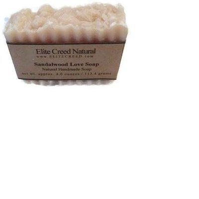 Sandalwood Love Handmade Soap