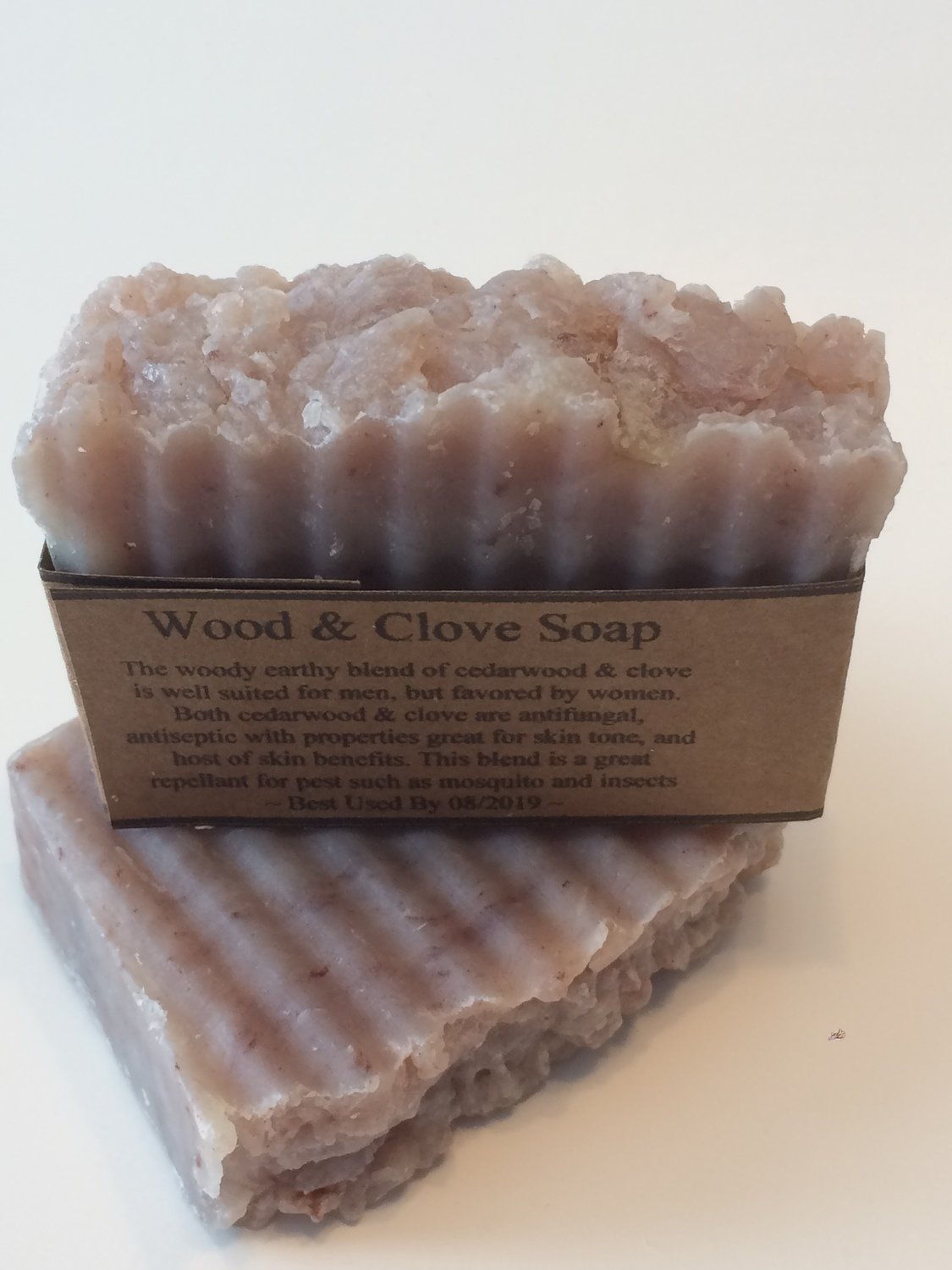 Wood & Clove Handmade Soap