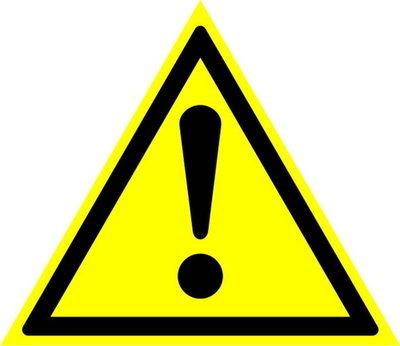 W09 Внимание! Опасность (прочие опасности)