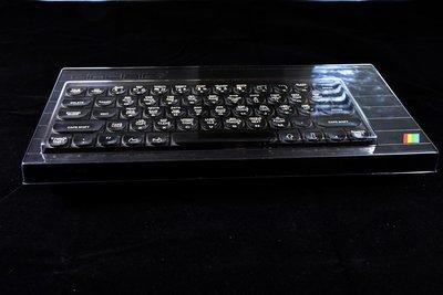 ZX Spectrum+ dust cover