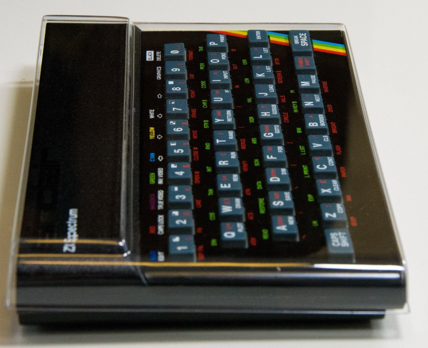 ZX Spectrum 16/48/Repo dust cover