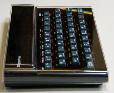 ZX Spectrum 16/48/Repo dust cover