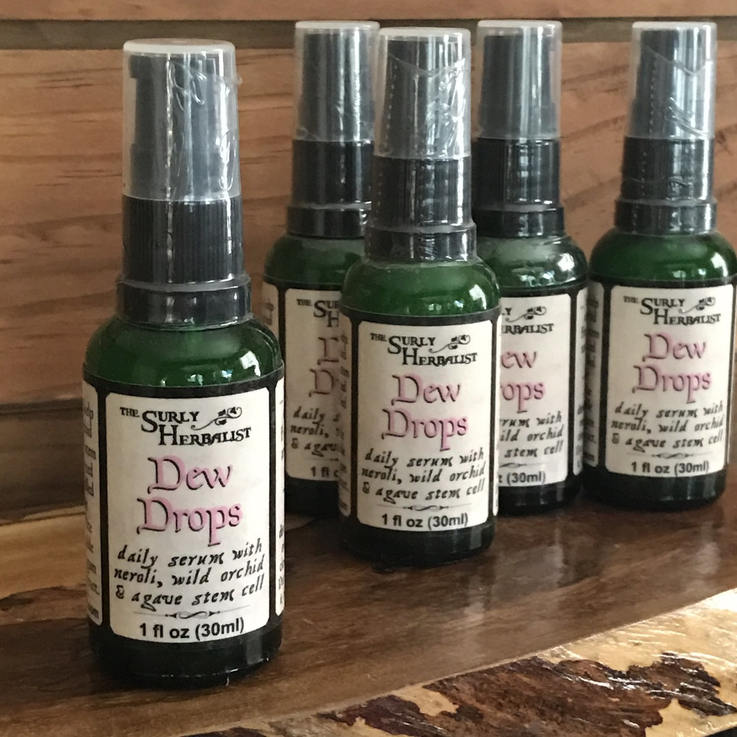 Dew Drops Stem Cell Serum