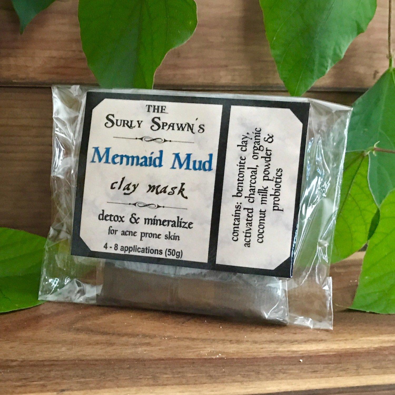 Mermaid Mud - Detox & Mineralize Clay Mask