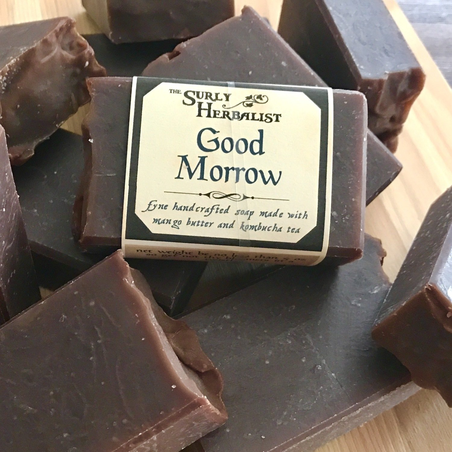 Kombucha Soap - Good Morrow