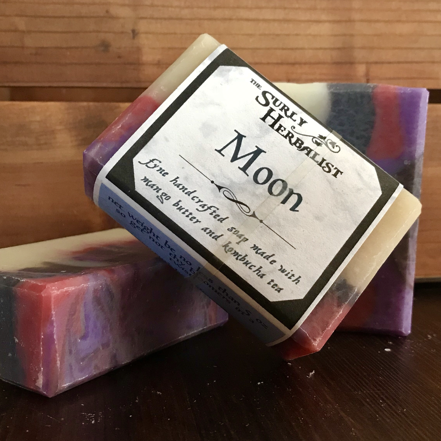Kombucha Soap - Moon