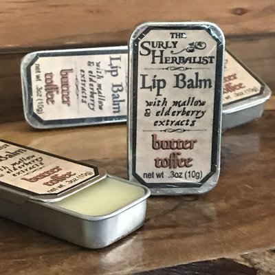 Lip Balm - Butter Toffee