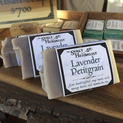 Kombucha Soap - Lavender Petitgrain