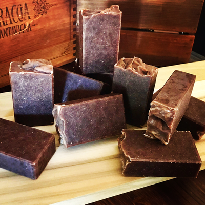 Kombucha Soap - Ginger Fig