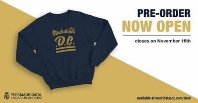Official Peña Sweatshirt - Pre-Order