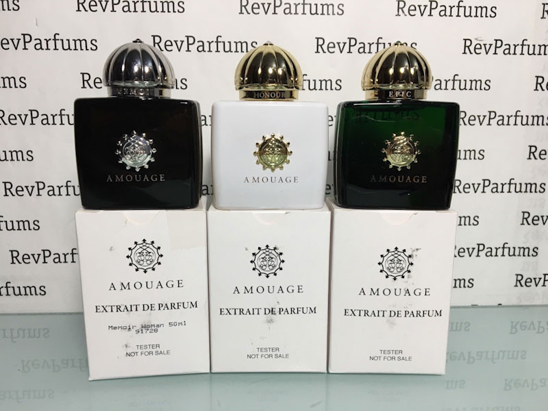 Amouage Memoir Woman Extrait De Parfum