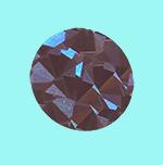 ".7"" hologram circle scratch off sticker"