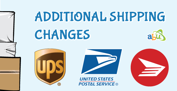 Additional Shipping Charges, Choose your amount