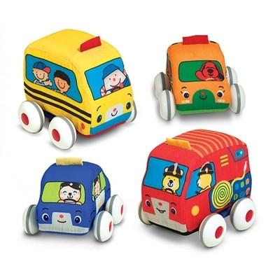 Pull-Back Vehicles