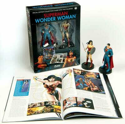 Superman Wonder Woman Plus Collectibles