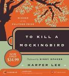To Kill A Mockingbird - Audio CD