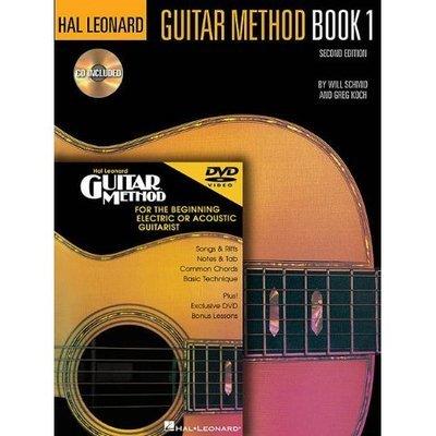 Hal Leonard's Guitar Method Beginner's Pack