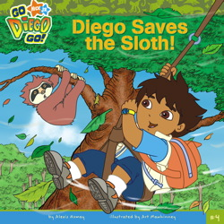 Diego Saves The Sloth!