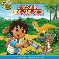 Dinosaur Hide-And-Seek