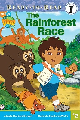Ready-To-Read level 1: The Rainforest Race