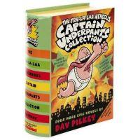 The Tra-La-Laa-Mendous Captain Underpants Collection