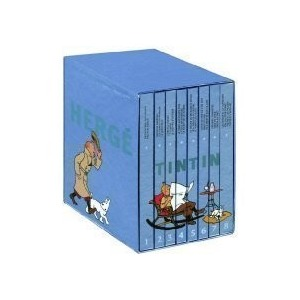 The Adventures of TinTin Box Set