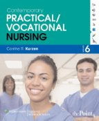 Contemporary Practical/Vocational Nursing 6th Edition
