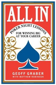 Poker Night Lessons for Winning Big at Your Career