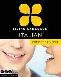 LIVING LANGUAGE ITALIAN - COMPLETE EDITION