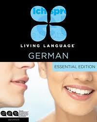 LIVING LANGUAGE: GERMAN - ESSENTIAL EDITION