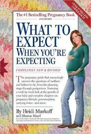 WHAT TO EXPECT WHEN YOU'RE EXPECTING - 4th edition
