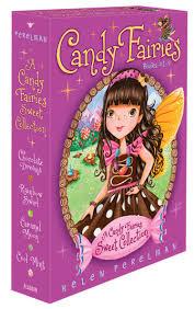 Candy Fairies Boxed Set - Books 1-4
