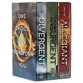 Divergent Series Boxed Set (Intl Ed)