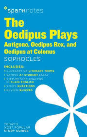 Spark Notes The Oedipus Play