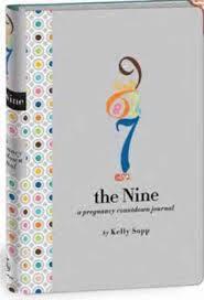 The Nine a pregnancy countdown journal