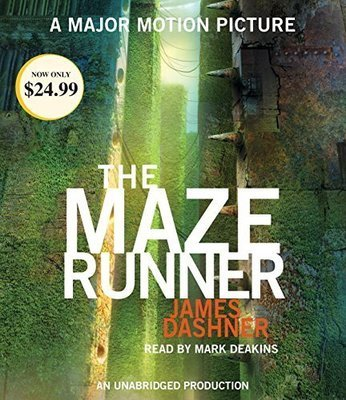 The Maze Runner - audio CD