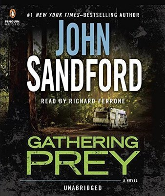 Gathering Prey - audio CD