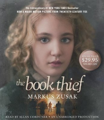 The Book Thief - audio CD
