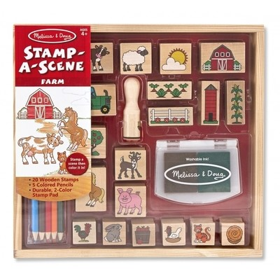 Stamp A Scene Farm