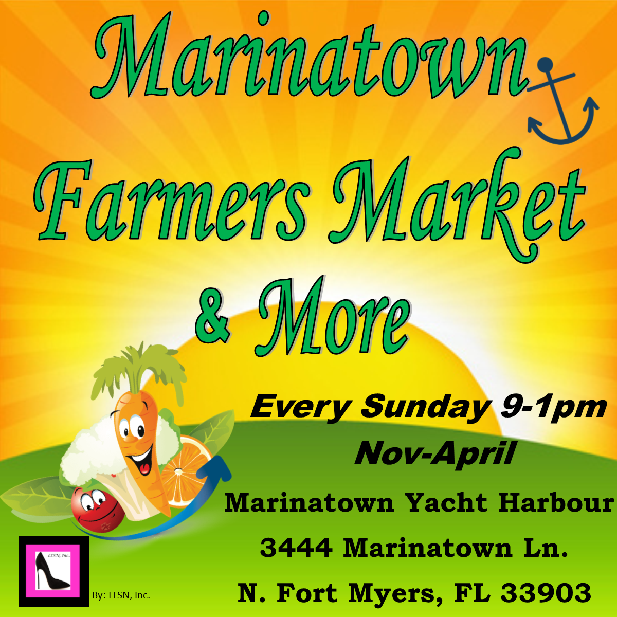 Marinatown Farmers Market & More