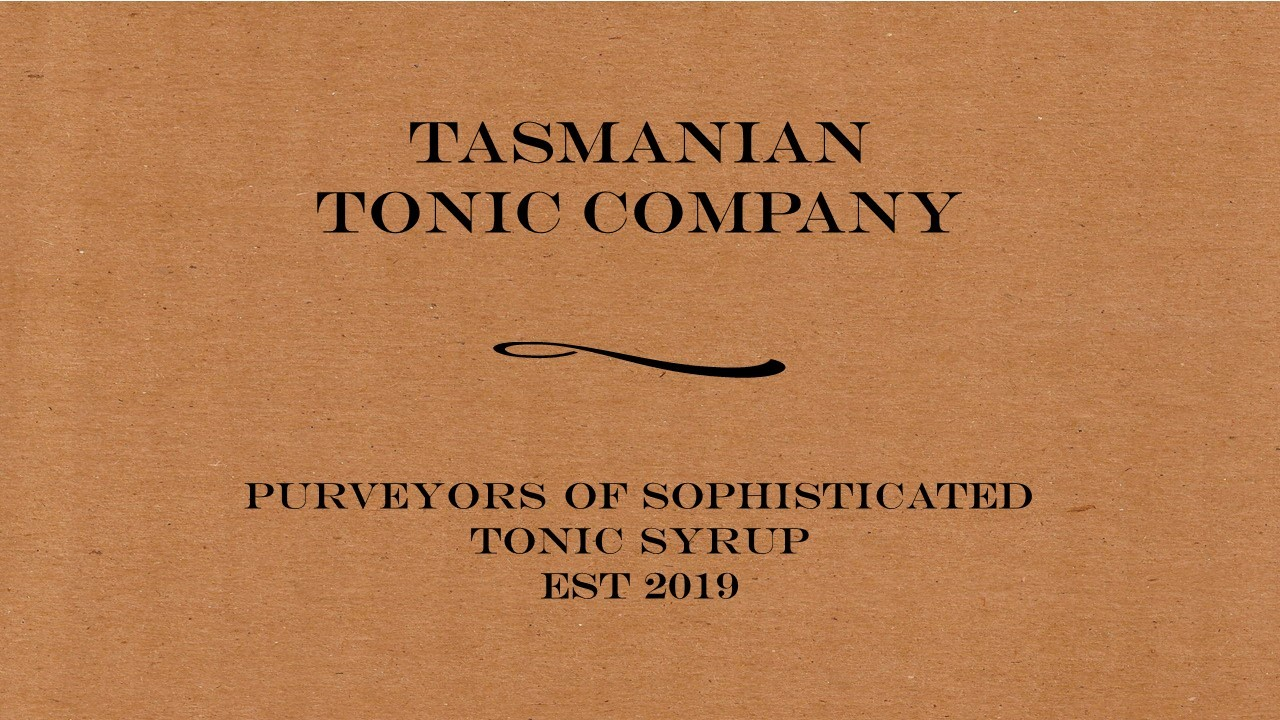 Tasmanian Tonic Company