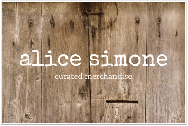alice simone shop