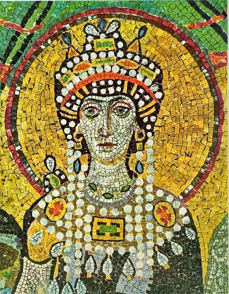 Theodora's Pearls